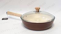 Сковорода-сотейник Krauff 25-45-053 Ø 28 см, фото 1