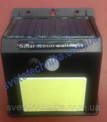 Lemanso LM11126W.Светодиодная подсветка для стены на солнечной батарее