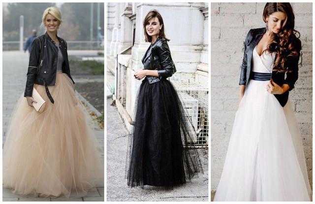 косуха летом и платье