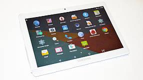 "10,1"" Планшет-телефон Samsung Galaxy Tab 2Sim - 8Ядер+2GB Ram+16Gb ROM+GPS Blue"