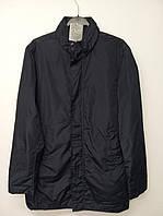 Стильная удлиненная брендовая мужская куртка