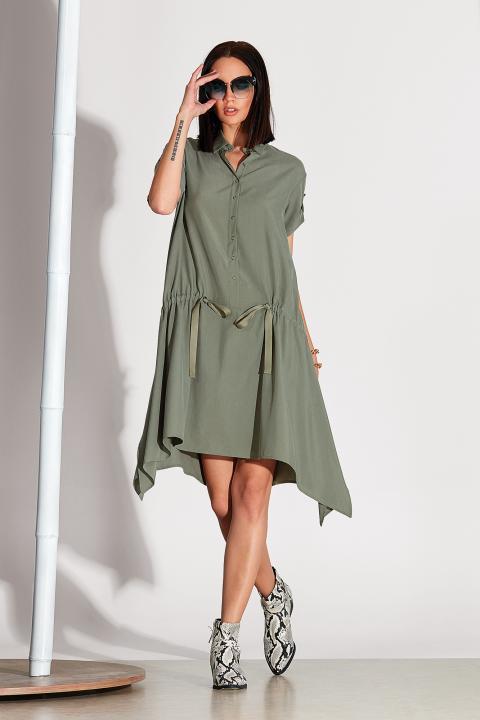 Жіноче плаття хакі Noche Mio, BARCELONA 1.099