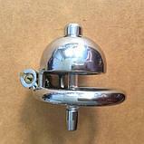 Мужская уретральная труба. Устройство Целомудрия из нержавеющей стали, фото 3