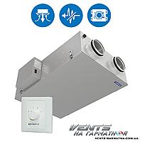 Вентс ВУТ2 200 П. Приточно-вытяжна установка с рекуператором.