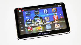 "5"" GPS Навігатор Pioneer P-6603TV IGO+Navitel+CityGuide"