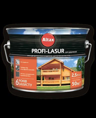 Profi-Lazur для деревини ALTAX безбарвна 9 л, фото 2
