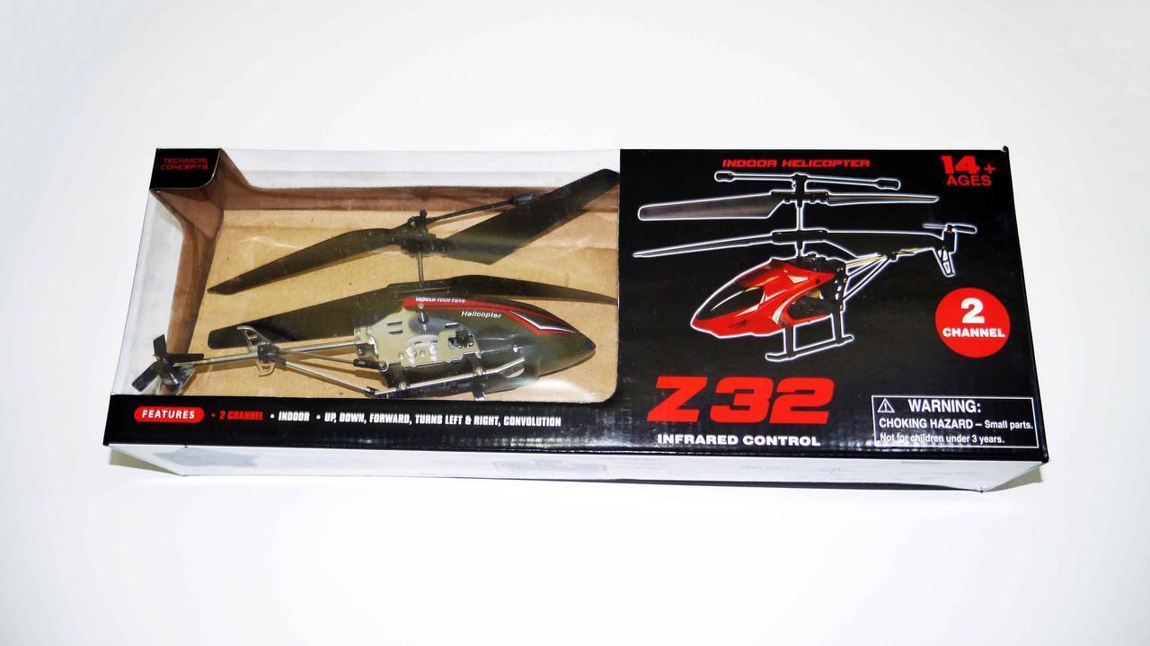 Вертолет Z32 Игрушка с пультом управления