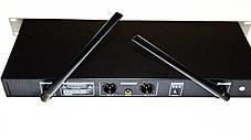 Радиосистема Shure BLX4/BETA58A UHF база 2 радиомикрофона, фото 2