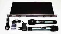 Радіосистема Shure BLX4/BETA58A UHF база 2 радіомікрофона, фото 2