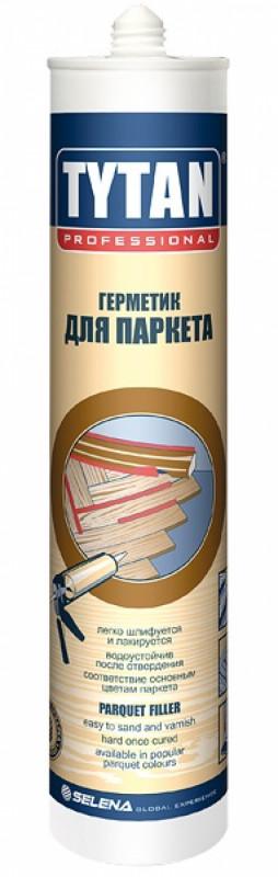 Герметик для паркету TYTAN сосна 310 мл   /12шт/