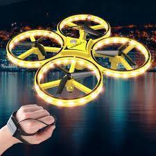 Квадрокоптер Tracker 001 управління з руки