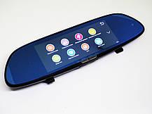 """DVR H10 Full HD 7"""" сенсорный экран. Зеркало заднего вида с видео регистратором, фото 3"""