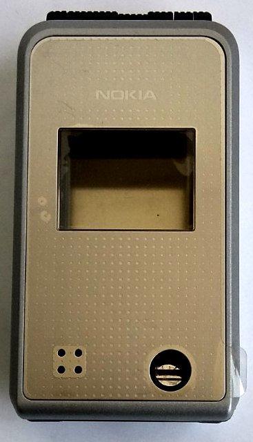 Корпус для Nokia 6170 Silver