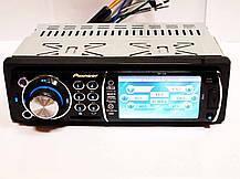 Автомагнитола Pioneer 3012А Video экран LCD 3'' USB+SD, фото 3