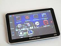 "5"" GPS навигатор Freelander 5033 HD 4Gb + FM, фото 3"