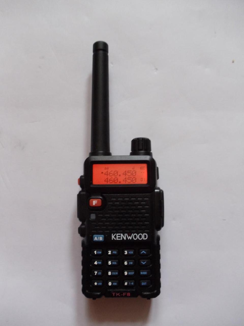 Kenwood TK-F8 (7W) 440-480МГц