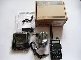 Kenwood TK-F8 (7W) 440-480МГц, фото 3