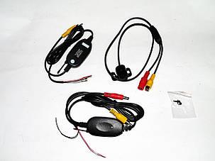 Универсальная Радио видеокамера заднего вида, фото 2
