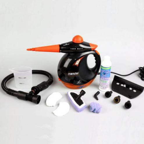 Monster Steam Cleaner 1200 - Универсальный пароочиститель