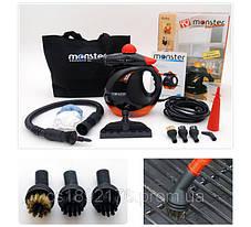 Monster Steam Cleaner 1200 - Универсальный пароочиститель, фото 3