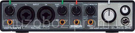 Аудиоинтерфейс Roland RUBIX24, фото 2