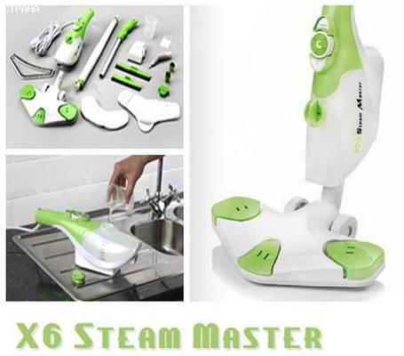 Steam Master H2O Mop X6 Парова швабра, фото 2