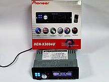 Автомагнитола Pioneer DEH-X3004U - USB+SD+FM+AUX, фото 3