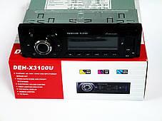 Автомагнитола Pioneer DEH-X3100U - USB+SD+FM+AUX, фото 3
