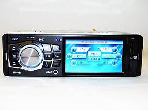 """Автомагнитола Sony 3027 3.6"""" VIDEO экран USB+SD+FM+AUX, фото 2"""