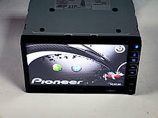 Магнитола Pioneer PI-713 2din GPS+USB+BT+TV, фото 2