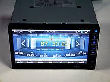 Магнитола Pioneer PI-713 2din GPS+USB+BT+TV, фото 3