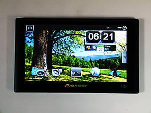 "7"" GPS навигатор Pioneer HD 4Gb+FM + НОВЫЕ КАРТЫ, фото 2"