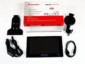 "7"" GPS навигатор Pioneer HD 4Gb+FM + НОВЫЕ КАРТЫ, фото 3"