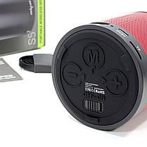 Портативна Колонка ZEALOT S5 Red бездротова міні динамік 5 Вт 2000 mAH радіо Функція Multi button, фото 3