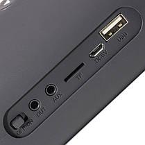 Колонка ZEALOT S2 Black портативная Bluetooth басс компактная 4000 мАч 6 Вт, фото 3