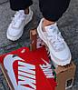 Мужские кроссовки Sacai x Nike LDV Waffle White (Найк) белые, фото 5
