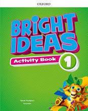 Рабочая тетрадь Bright Ideas 1 Activity Book + Online Practice