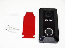 Eken V6 Smart WiFi Doorbell Умный дверной звонок с камерой Wi-Fi, фото 3