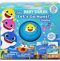 Настольная игра Spin Master Baby Shark с фишками
