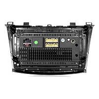 "Штатная магнитола для автомобиля Mazda 3 (2009-2013) 9"" сенсор 1/16 Гб GPS навигация FM USB вход Wi Fi, фото 4"