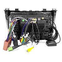 "Штатная магнитола для автомобиля Mazda 3 (2009-2013) 9"" сенсор 1/16 Гб GPS навигация FM USB вход Wi Fi, фото 6"