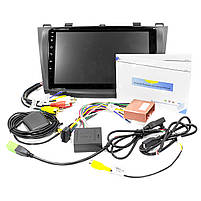"Штатная магнитола для автомобиля Mazda 3 (2009-2013) 9"" сенсор 1/16 Гб GPS навигация FM USB вход Wi Fi, фото 7"