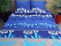 Комплект постельного белья бязь Голд Мечта (синий), фото 1