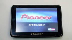 "5"" GPS навігатор Pioneer P-561 4Gb Bluetooth + AV-in IGO+Navitel+CityGuide"