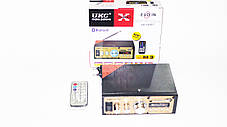 Усилитель Звука UKC AK-699D FM USB 2x300 Вт, фото 3