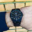 Часы мужские. Мужские наручные часы черные. Часы с черным циферблатом Годинник чоловічий, фото 4