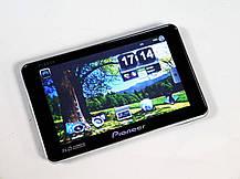 "5"" GPS навигатор Pioneer HD - 4Gb + FM+AV-in+Bluetoth, фото 3"