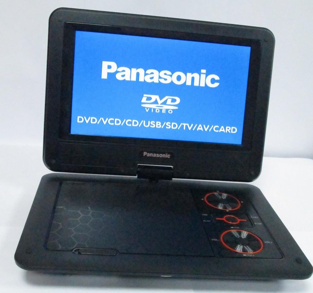 """Panasonic TH9050 9,8"""" портативний DVD плеєр з TV тюнером"""
