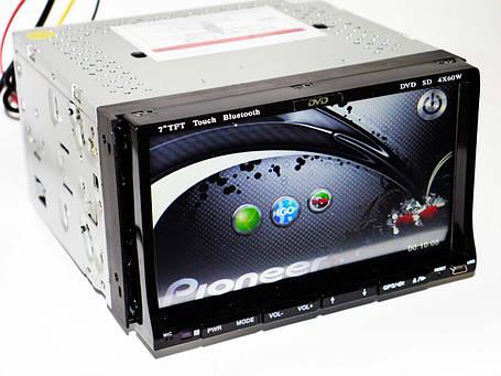 2din Магнитола Pioneer DA972 7'+GPS+DVD+USB+TV+Bluetoth, фото 2