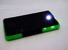 Сонячна батарея зарядка Power Bank 20000mAh LCD, фото 3